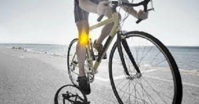 Dolore alle ginocchia ciclismo