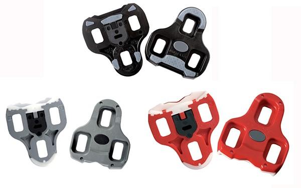 Tacchette scarpe ciclismo: fisse o flottanti? Quale colore scegliere?