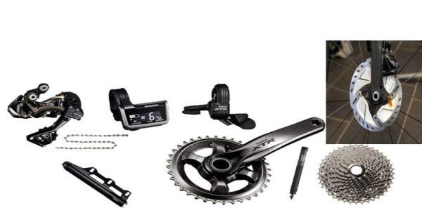 Cambio-elettronico-bici-freni-disco