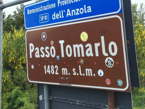 Monte Vacà - passo del Tomarlo - passo del Chiodo: un itinerario da provare