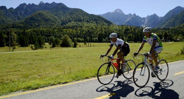 Come gestire un giro in bici molto lungo
