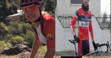 Roberta Agosti e Nicholas Chiola: un sabato nero per il ciclismo