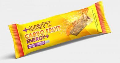 Barretta energetica Carbo Fruit Energy+: recensione e consigli d'uso