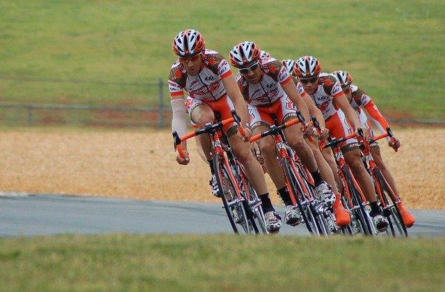 Uscite di gruppo in bici norme anticovid